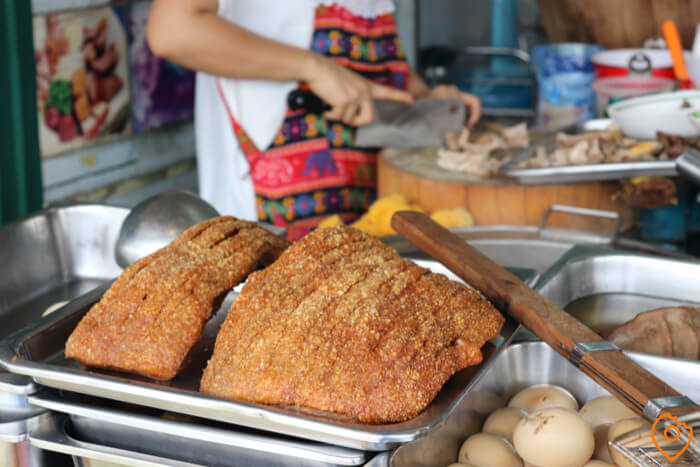 Where To Stay In Bangkok For Street Food - Silom Soi 20