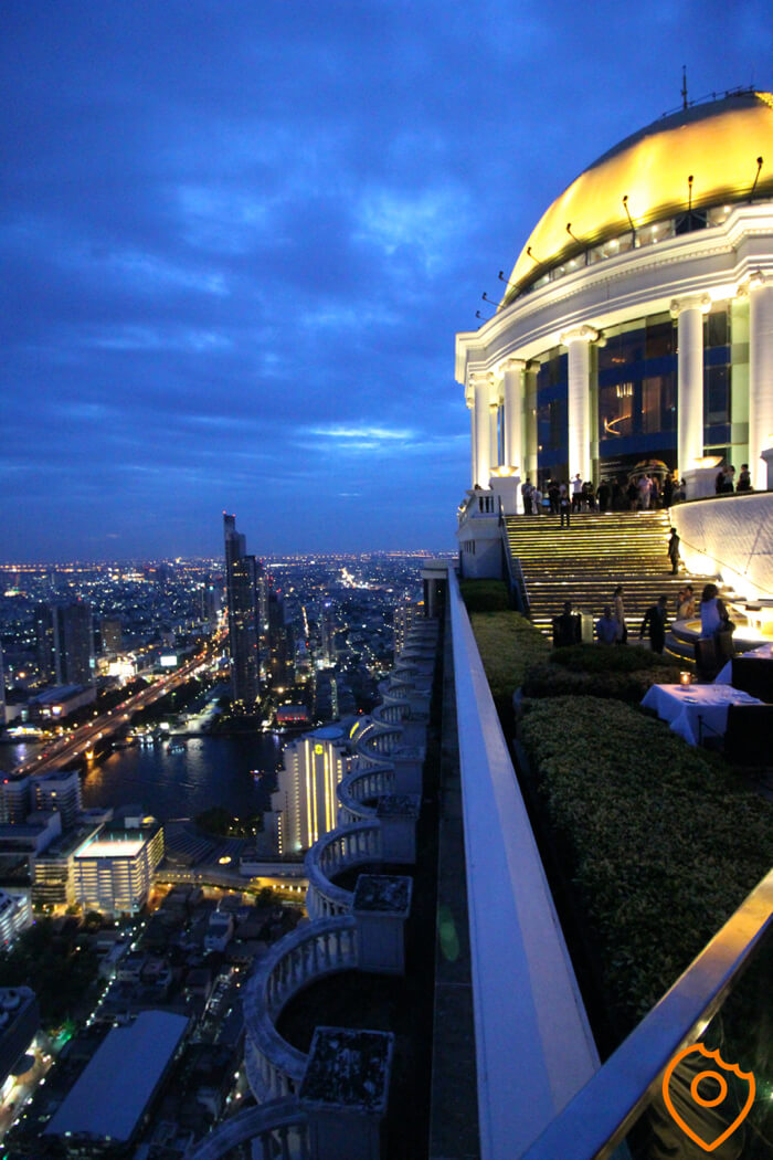Where To Stay In Bangkok For Nightlife - Silom