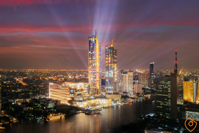 Where To Stay In Bangkok For Shopping - ICONSIAM