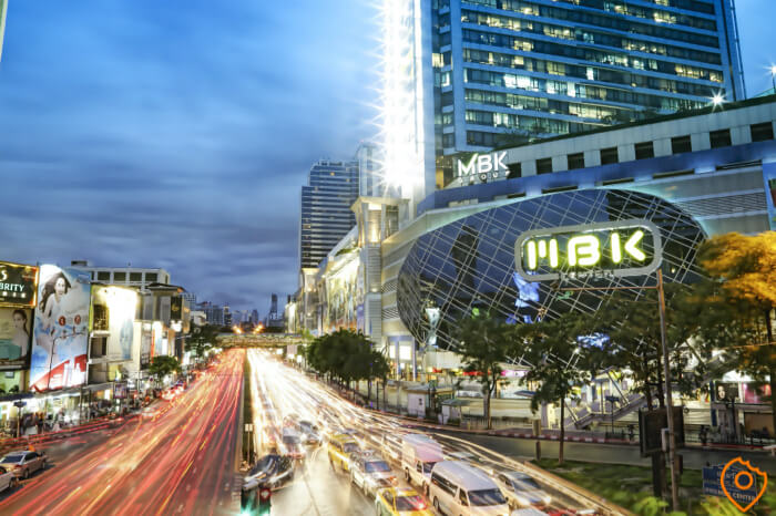 Where To Stay In Bangkok For Shopping - MBK Centre