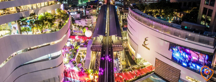 Where To Stay In Bangkok For Shopping - EmQuartier