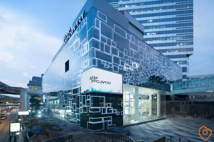 Where To Stay In Bangkok For Shopping - Siam Discovery