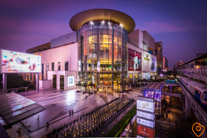 Where To Stay In Bangkok For Shopping - Siam Paragon