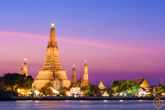Where To Stay In Bangkok With Family - Riverside